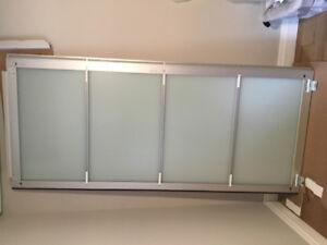 """IKEA PAX sliding glass door -""""Sekken"""" Model 200cmx236cm"""