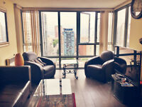 Room Rental in Amazing Apartment Yaletown Vancouver - Furnished