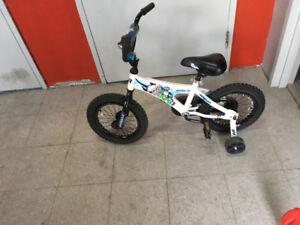 Bicyclette pour enfant 14«