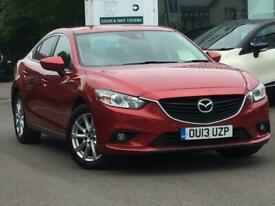 image for 2013 Mazda Mazda6 2.2d SE-L Nav 4dr Saloon Diesel Manual
