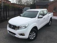 Nissan NP300 Navara 2.3dCi Double Cab 4WD Pickup Acenta
