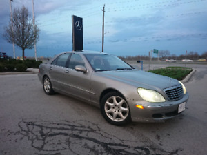 2003 Mercedes-Benz S430 4Matic