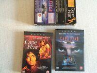 Cape Fear DVD Boxset