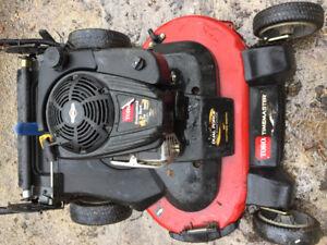 30inch Toro self propelled lawn mower