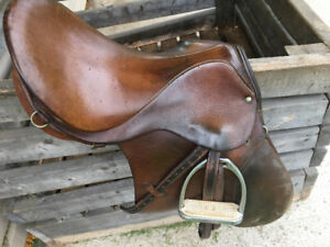 "16"" Stubben All Purpose Saddle"