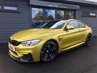 2014 BMW M4 3.0 425bhp ( s/s ) DCT **Performance Pack - 360 Cam - Carbon**