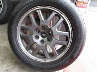 HILLYARD WHEELS USED 20 INCH FORD F150 RIMS AND HANKOOK TIRES!!