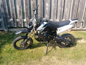 Pitbike 125cc motocross