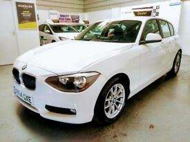 IMMACULATE 2014 BMW 116 DIESEL, FREE TAX, FSH, LOW MILEAGE & WARRANTY