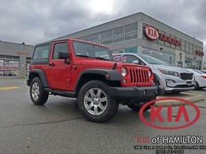 2017 Jeep Wrangler Sport | Only 9460KM | Flawless Condition