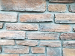 Stone Veneer For Sale - $3.50 per Square Foot - Only 100 Sq Feet