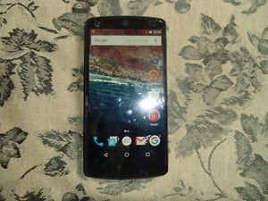 LG NEXUS 5  Cell Phone  Perfect Condition  $129.00  Best Offer !