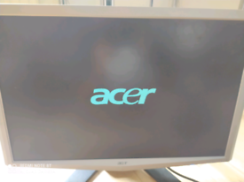 ACER LCD 24'' monitor X243W