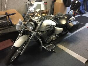 Honda Shadow Spirit Like New