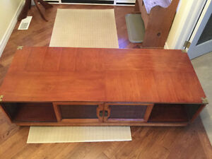 Solid Wood Coffee Table Peterborough Peterborough Area image 2