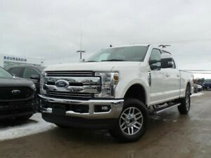 2019 Ford Super duty f-250 srw LARIAT 4X4 6.2L V8 GAS 608A