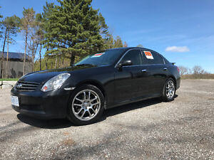 2005 INFINITYG35 Sport /Luxury, Ready to drive very well maintd