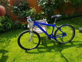Bike 26inches wheels