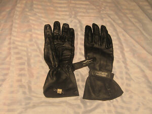 ROADKROME LADYS LEATHER GLOVES