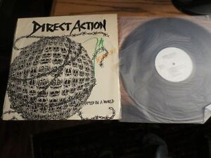 Direct Action Trapped in a world