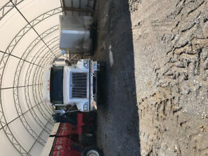 Hwy Truck and Grain Trailer for sale