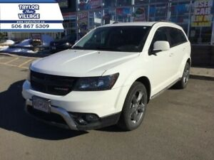 2014 Dodge Journey Crossroad   - $75.76 /Wk Leather Seats,Keyles
