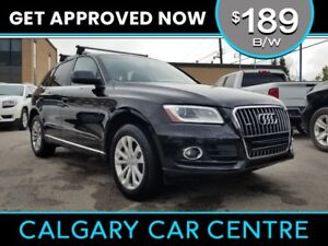 2014 Audi Q5 $219B/W TEXT US FOR EASY FINANCING! 587-582-2859