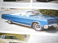 1968 CHRYSLER 300 CONV