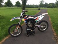 Ktm 350 sxf 2011 (NOT crf yzf kxf)