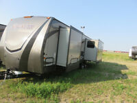 "2015 - 36' 4"" Sprinter 299RET Bumper Pull Travel Trailer- SPRF01"