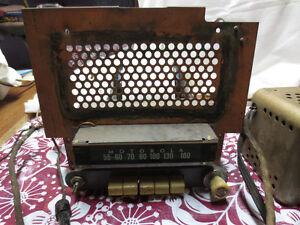 Vintage Motorola Golden Voice Radio 1940,s 1950,s