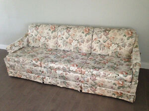 Three seat couch