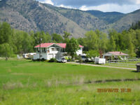 Kettle River front acreage