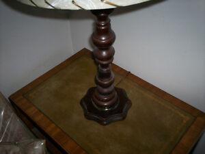 lampe de table de salon, vintage,decoration.antique