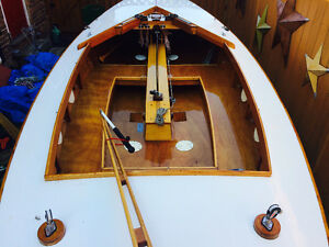 Lightning Sailboat in great condition