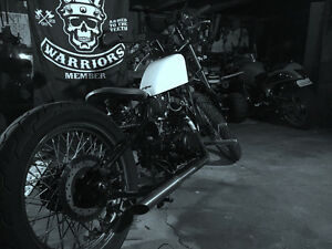 250 HardTail CCW Bobber