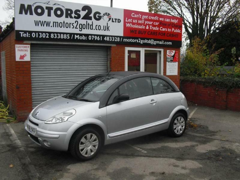 2008 citroen c3 pluriel 1 4 i cote d azur 2dr in armthorpe south yorkshire gumtree. Black Bedroom Furniture Sets. Home Design Ideas