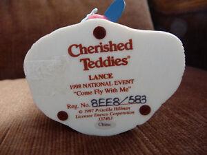 Cherished Teddies - Lance (337463) - Pilot London Ontario image 3