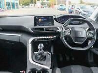 2018 Peugeot 5008 ESTATE 1.2 PureTech Active 5dr Estate Petrol Manual