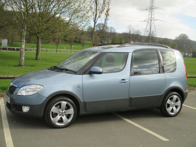 Skoda Roomster 1.4TDI PD Scout