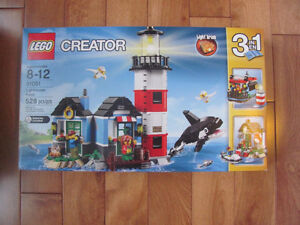 Lego 31051 - Creator Lighthouse Point - Brand new and sealed