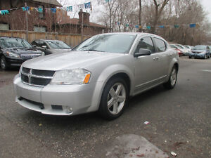 2008 DODGE AVENGER SUNROOF/ALLOYS