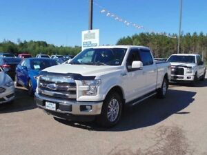 2015 Ford F150 Lariat Super Crew