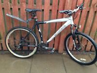 Carrera mountain bike