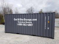 Severn- Muskoka Huntsville Storage containers from 80/month