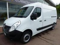 Renault Master 2.3 Dci 110ps Mm33 Business L2H2 Mwb Medium Roof Panel Van