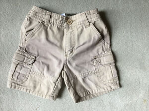 OLD NAVY SHORTS -SIZE 12-18MOS