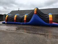 Airquee assault course for sale