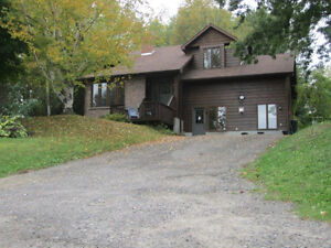 LARGE IN TOWN HOME WITH RIVERVIEW