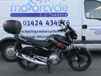 Yamaha YBR125 Learner Legal / Nationwide Delivery / Finance